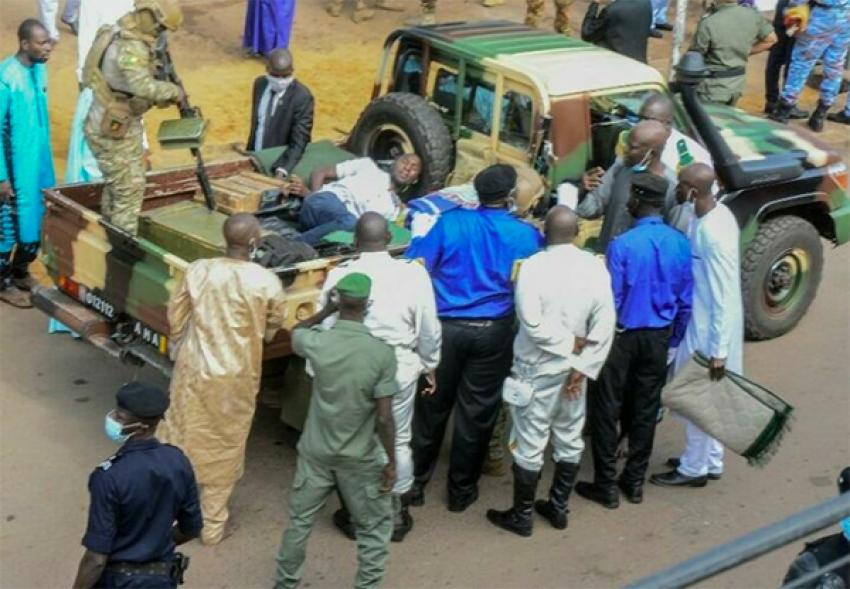 Tentative d'assassinat du Président malien: «symbole d'un climat toujours tendu» (Bakary Sambe)
