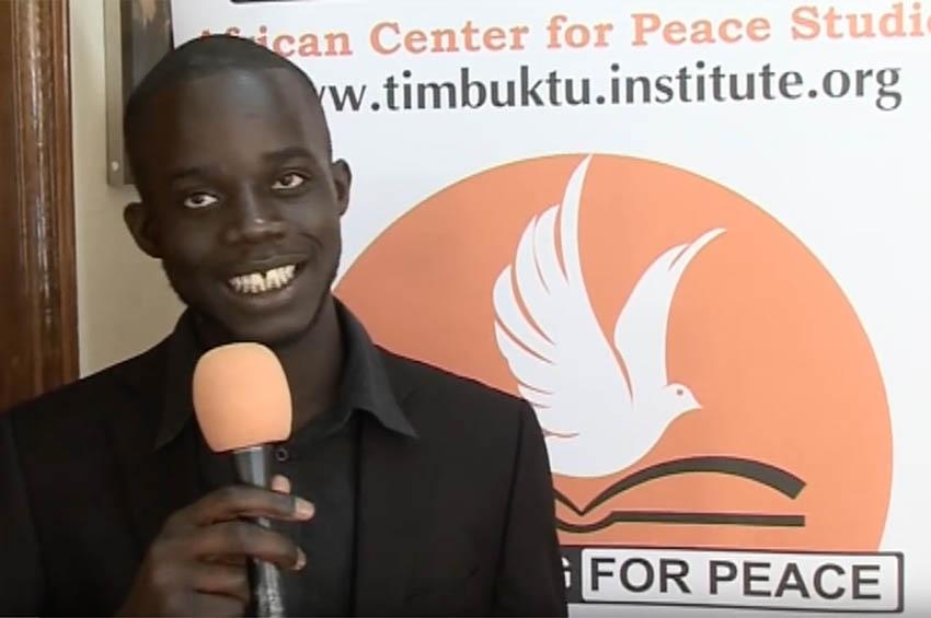 """Seydi Djamil Niane: """"La violence n'a rien à voir avec l'Islam"""""""