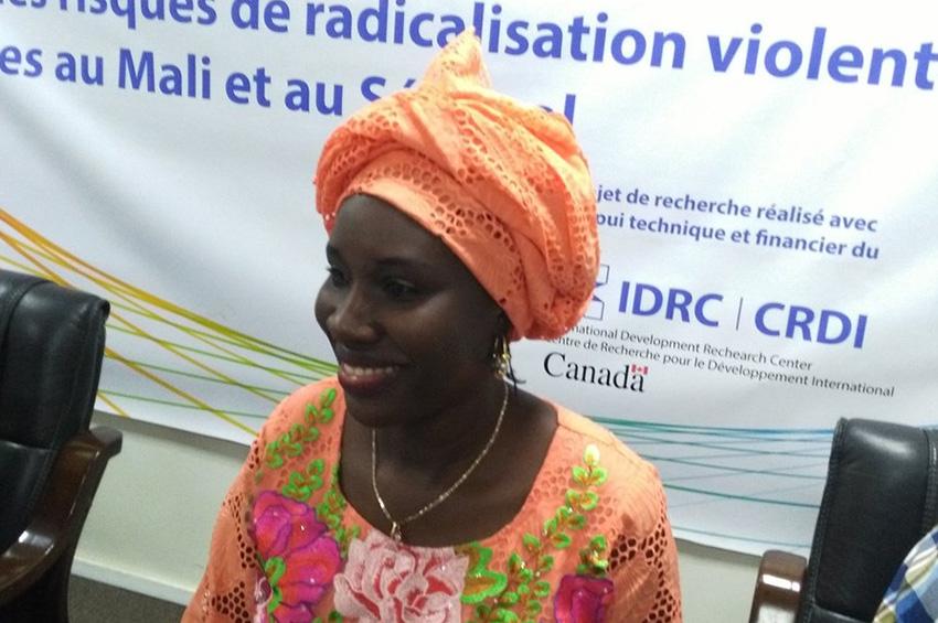 Radicalisation : Dr. Ndèye Amy Ndiaye plaide « une meilleure prise en compte de la dimension genre »