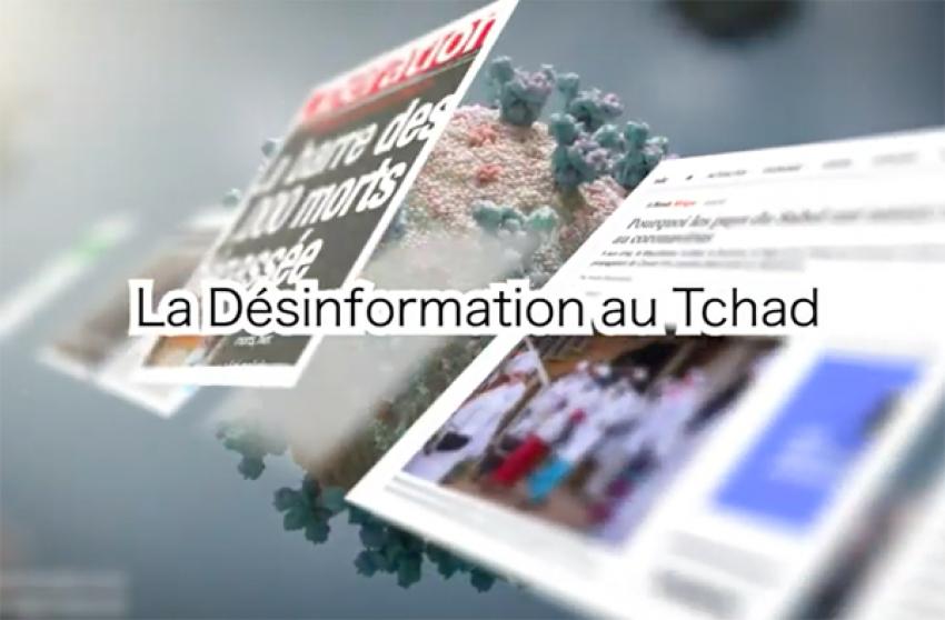 Sahel : le Tchad face à une montée de la désinformation