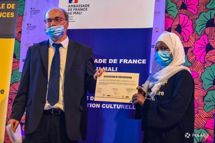 Entretien avec … Fatoumata Gouro Cissé, Different Leaders Fellow Bamako
