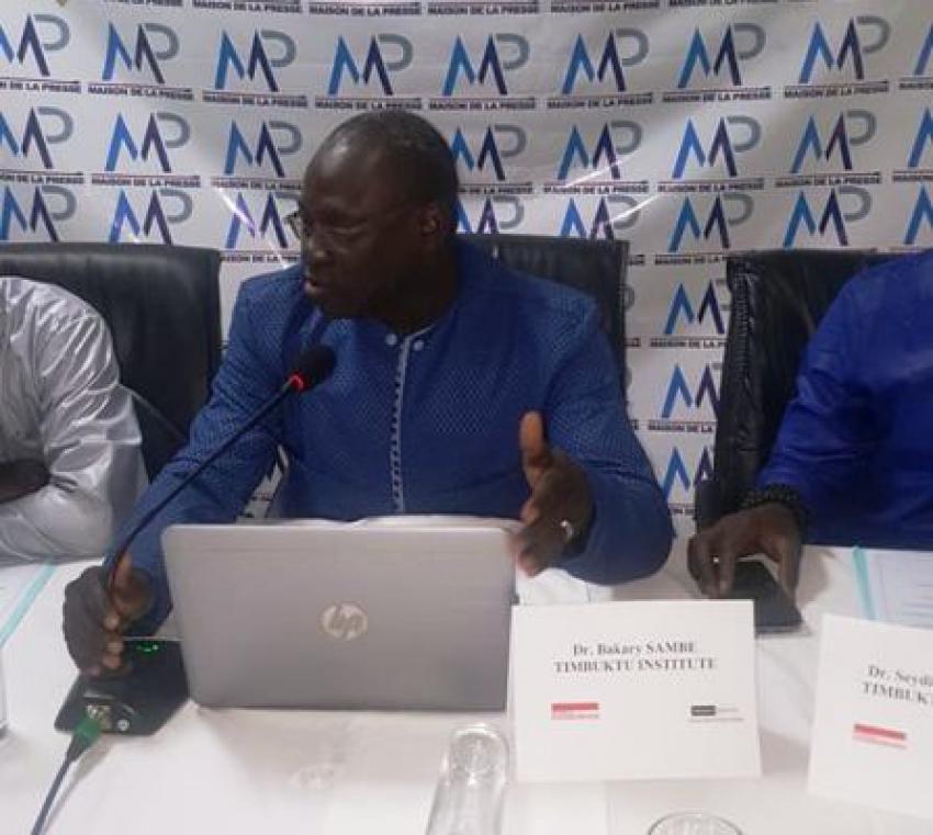BAKARY SAMBE APPELLE À ''UNE RÉFLEXION NATIONALE SÉRIEUSE'' SUR LE LEADERSHIP RELIGIEUX