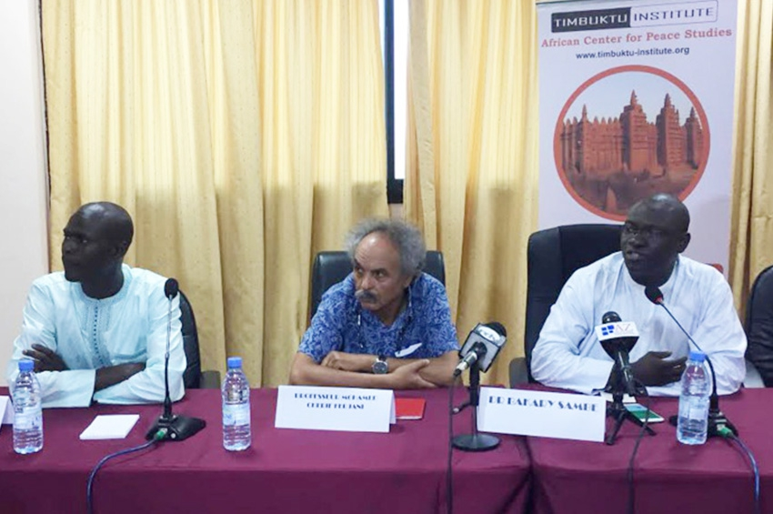 Pr. Mohammed-Chérif Ferjani « L'islam n'a pas le monopole de l'usage de la violence parmi les religions »