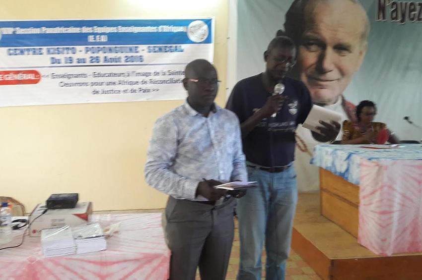 Religion et Paix » Timbuktu Institute à la rencontre des Equipes enseignantes catholiques du Sénégal