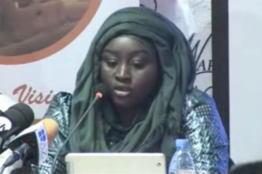 Sokhna Maï Mbacké: « l'islam est la première institution de lutte contre l'extêmisme »