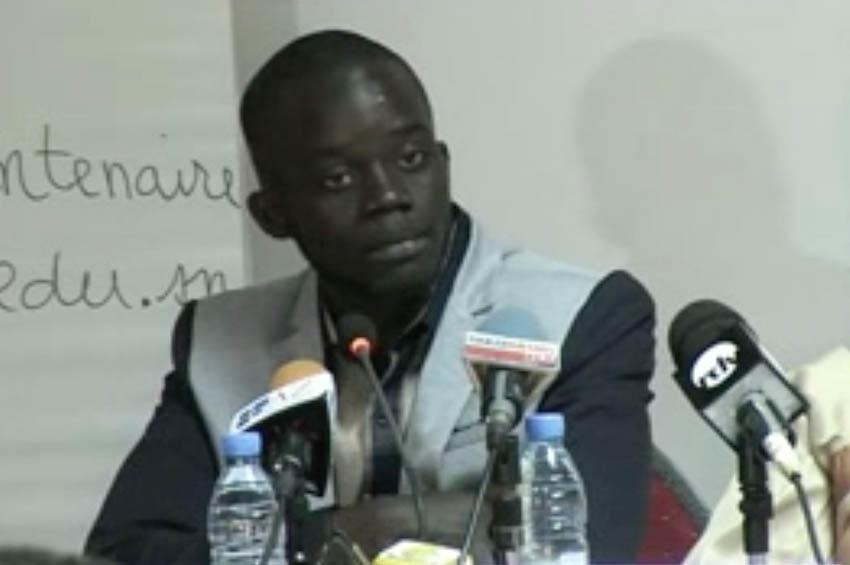 Dr. Seydi Djamal Niane « le défi du XXIe siècle est la réhabilitation de l'homme»