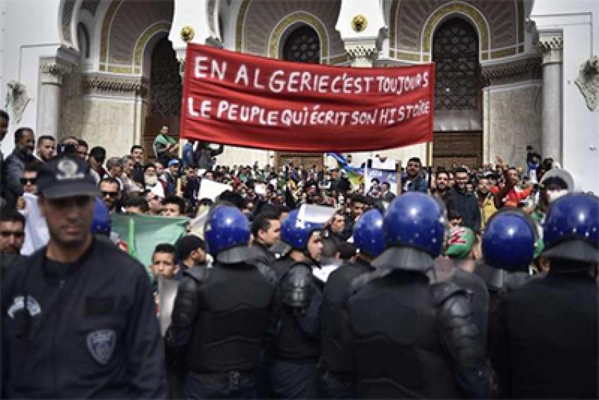 Algérie au-delà des élections: la hiérarchie militaire a t-elle encore de l'avenir?