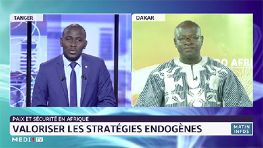 L'hebdo africain: comment valoriser les stratégies endogènes avec Bakary Sambe du Timbuktu Institute