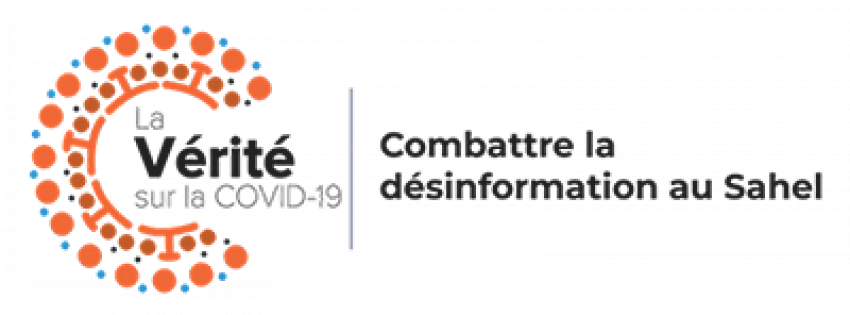 """""""The Truth About Covid"""": Anti-Disinformation Initiative Identified as Best Practice in the Sahel"""