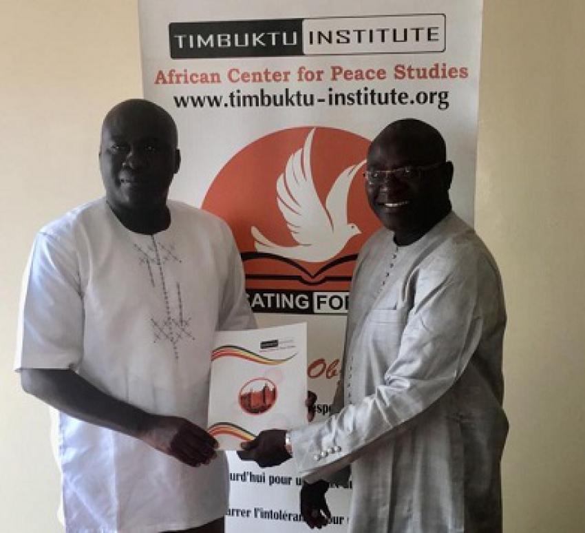 Le Préfet de Dakar salue le projet PISCCA et ses actions contre la violence