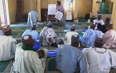Timbuktu Institute Supports Advocacy for Civil-Military Dialogue in the Lake Chad Basin