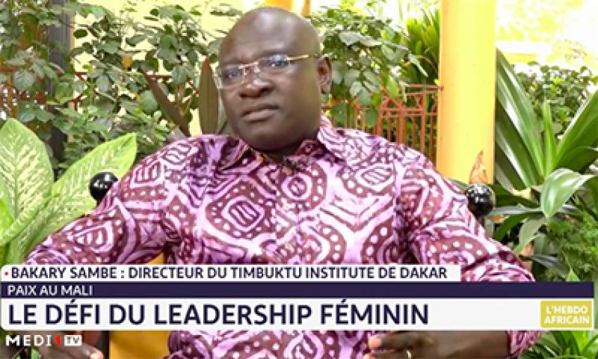 L´Hebdo africain: le défi du leadership féminin au Mali