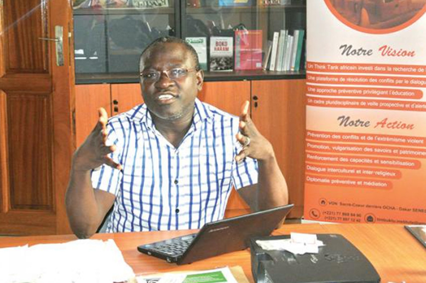 Bakary Sambe : Une communauté Internationale des vulnérables