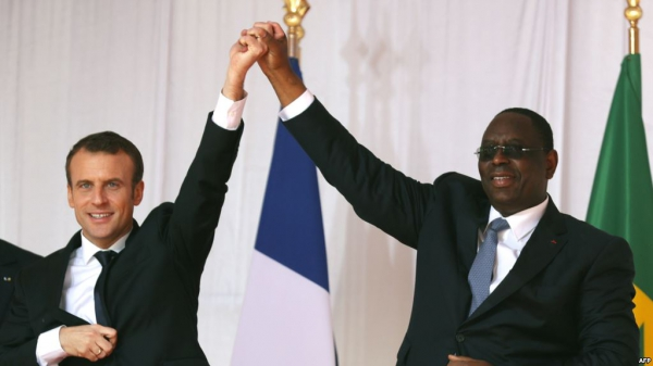 "Crisis in the Sahel and World Education Partnership: ""What I wanted to say to Macky Sall and Emmanuel Macron…"" (Bakary Sambe)"