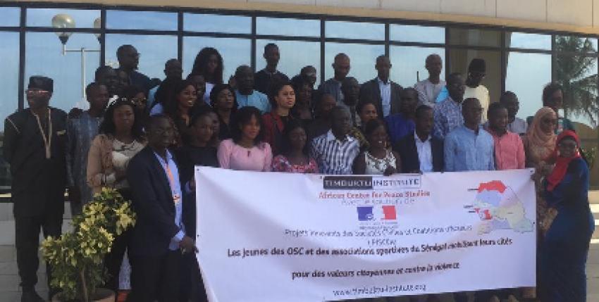 Timbuktu Institute a lancé une bande dessinée contre la violence dans le Sport