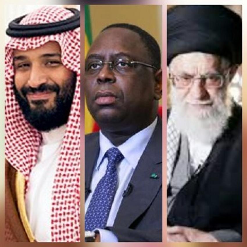 Le Sénégal au cœur de la « guerre secrète » entre l'Iran et l'Arabie Saoudite en Afrique ?