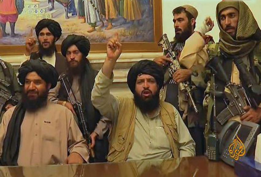 Les mouvements islamiques en Afrique et la reconnaissance internationale des Talibans
