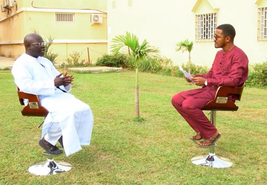 La désinformation au Tchad par le Dr Bakary SAMBE