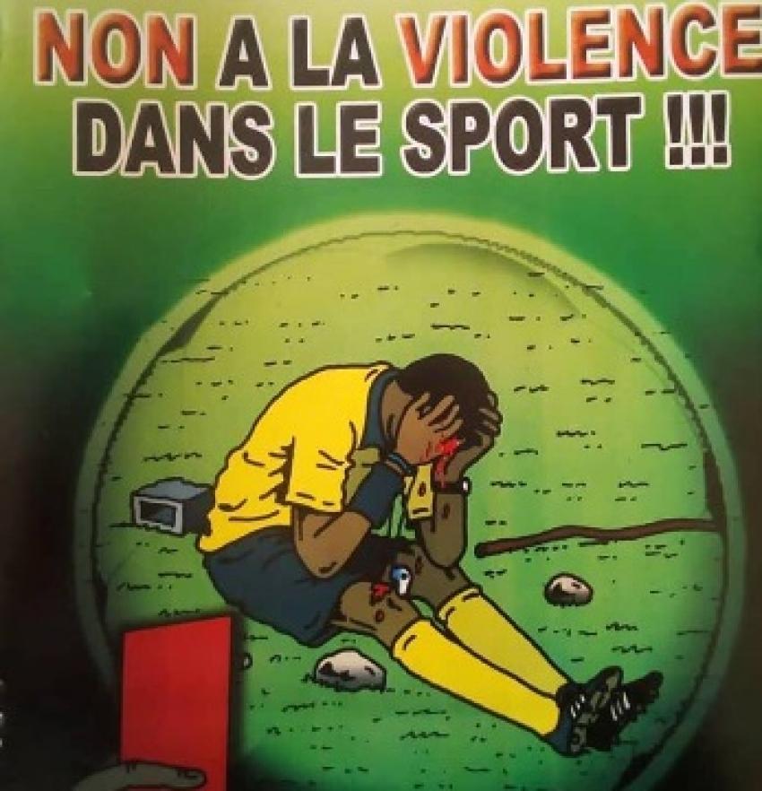 Timbuktu Institute lance une bande dessinée citoyenne contre la violence dans le Sport