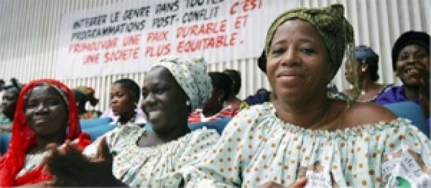 Agenda Femmes, Paix et Sécurité en Afrique : la 'grande cause' du continent [Fatima Lahnait]