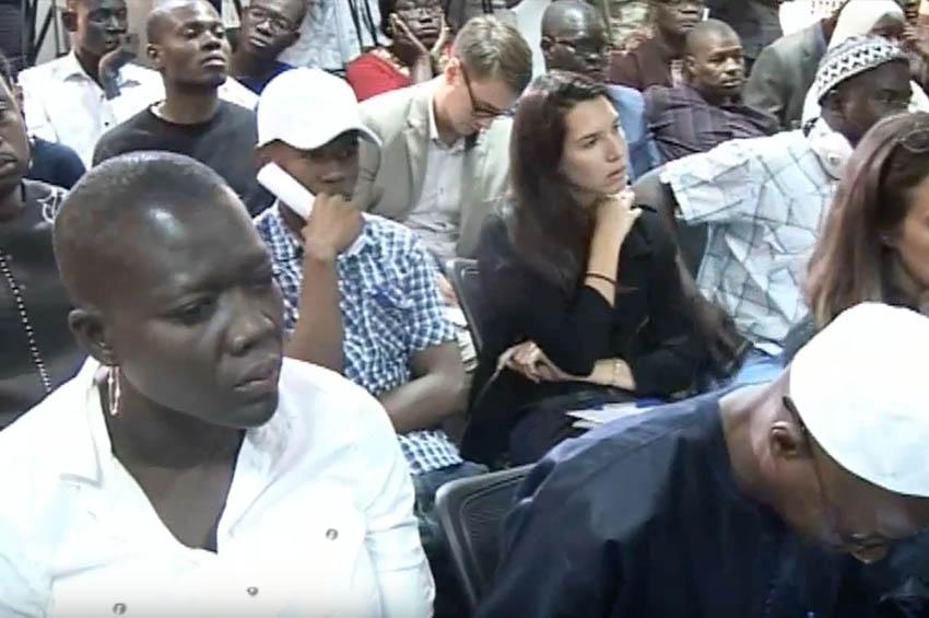 1ère chaîne YouTube sur l'éducation à la paix en Afrique
