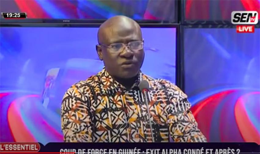 Dr Bakary SAMB parle d'incertitude sur la Nouvelle République Guinéenne