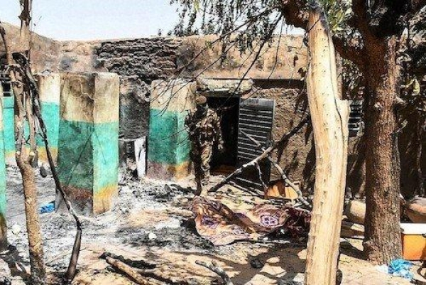 "Burkina Faso: ""It's urgent to take action to avoid the situations occurring in central Mali"""