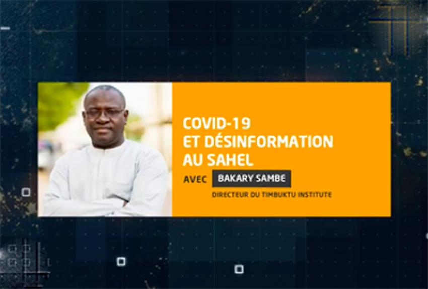 Etude Timbuktu Institute: 4.000 Sahéliens se prononcent sur la désinformation pendant la pandémie
