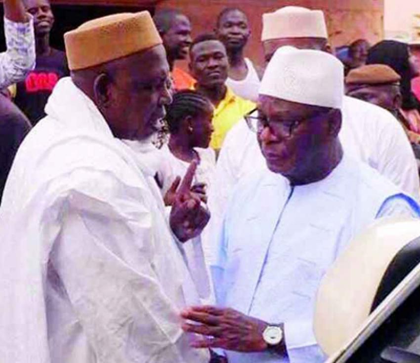 Stratégie de l'Imam Dicko au Mali : quand le religieux surfe sur l'échec du politique