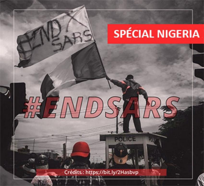 EndSARS au Nigeria et ses enseignements pour la réforme du secteur de la sécurité en Afrique de l'Ouest