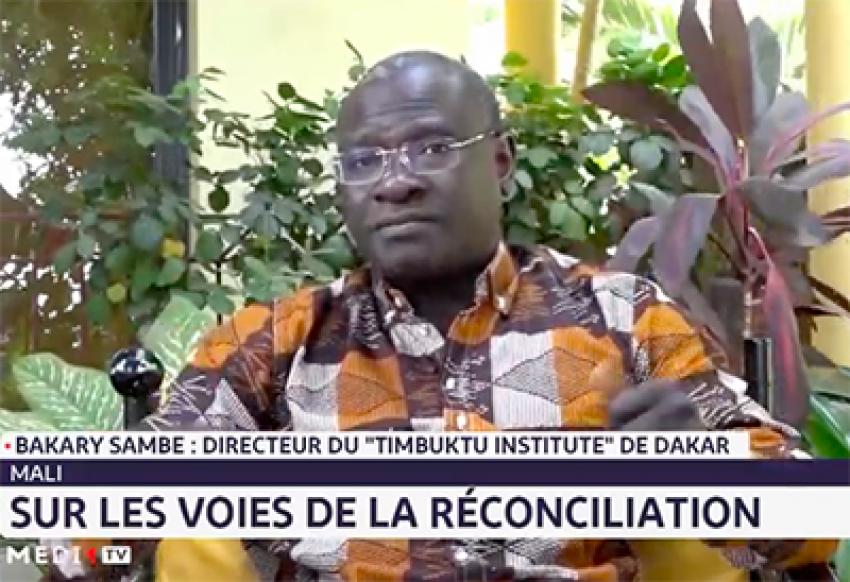 La culture de paix partagée peut réconcilier les Maliens (Dr. Bakary Sambe)