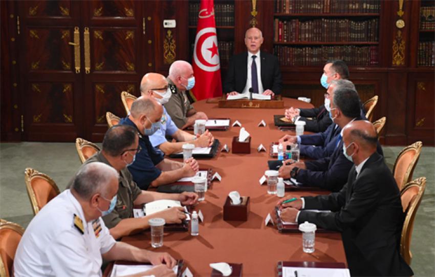 Tunisie : Pour éviter la guerre civile et le scénario égyptien