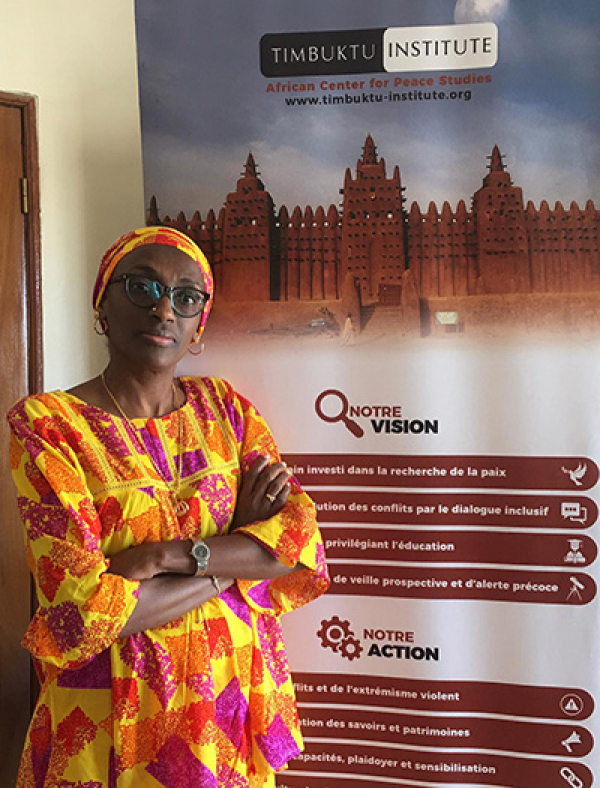 Women and Peacebuilding: The use of traditional methods of conflict resolution by women from Casamance, Senegal (By Dr. Rukia Bakari )