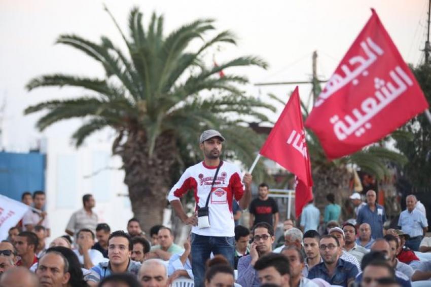 La Tunisie à la croisée des chemins, avenir démocratique et réformes sociales