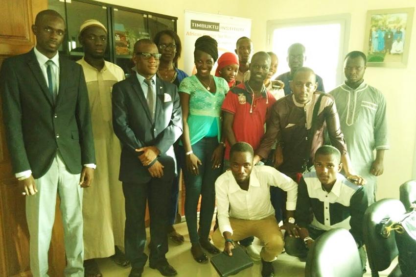 1ère édition Université d'Eté des « Métiers de la Paix » à Timbuktu Institute
