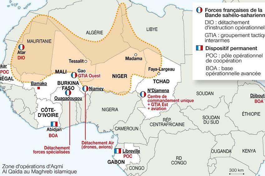 Visite de Macron au Niger et perspectives sud-libyennes : Quel avenir pour Barkhane et le G5 Sahel ?