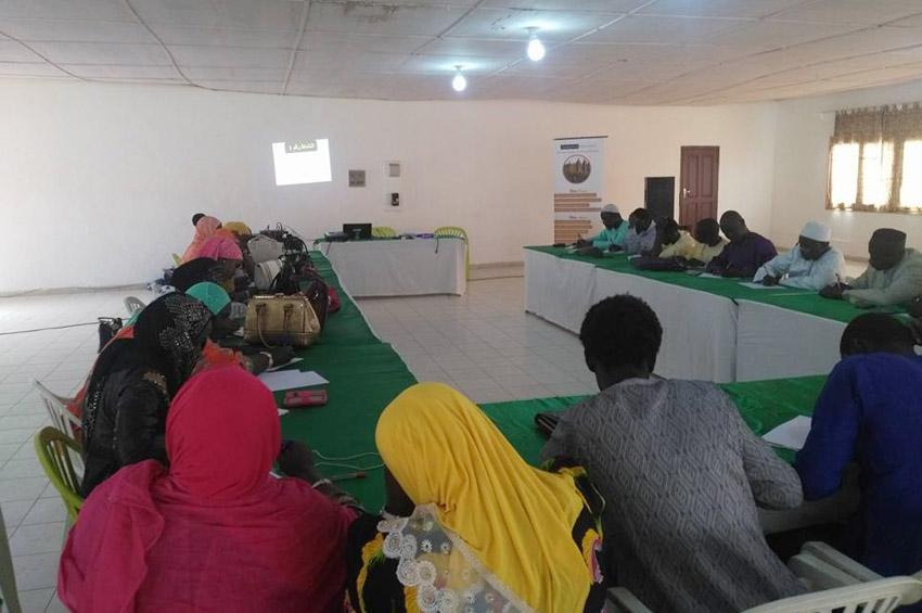 Timbuktu Institute et Annajah- Maroc forment et invitent les jeunes à prendre conscience de leur potentiel
