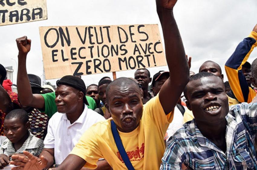 Afrique de l'Ouest : le sombre avenir de la démocratie