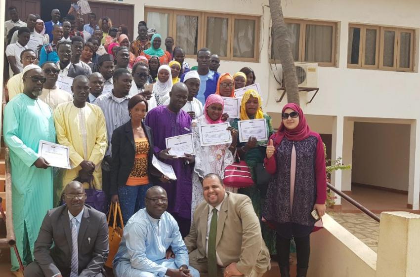 Timbuktu Institute avec le Centre Annajah du Maroc travaillent à l'autonomisation des jeunes