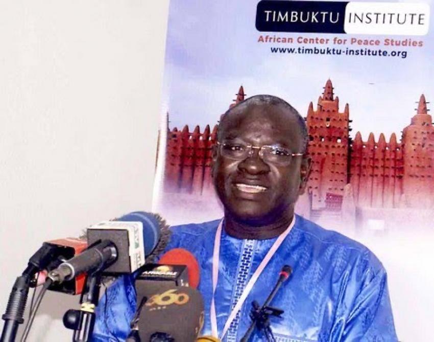 «Aucun partenariat conventionnel n'est de trop pour que le Mali recouvre la paix» (Dr. Bakary Sambe, Directeur Régional de Timbuktu Institute)