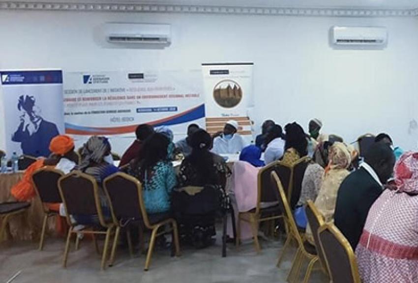 Lancement de l'initiative nationale «Résilience aux frontières» ce mercredi à Kédougou