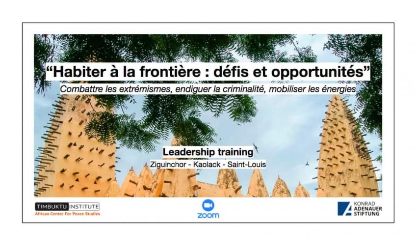 Timbuktu E-mpowerment: «Former des formateurs pour relever les défis transnationaux et prévenir les extrémismes»